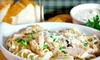 Ecco Domani - Coopersburg Historic District: $15 for $30 Worth of Italian Cuisine at Ecco Domani Italian Restaurant
