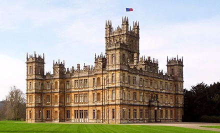 Groupon Deal: Tour of London, Countryside, & Downton Abbey with Airfare from go-today. Price/person Based on Double Occupancy.