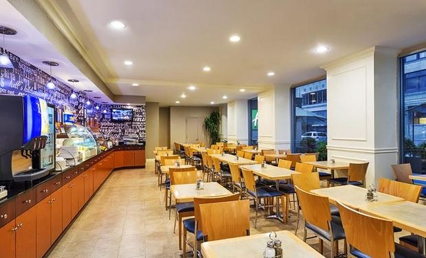Holiday Inn Express Madison Square Garden Groupon
