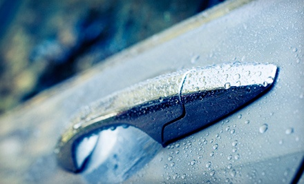 One Month of Car Washes or Three Ultimate Works Washes at Zips Car Wash (Up to 58% Off)