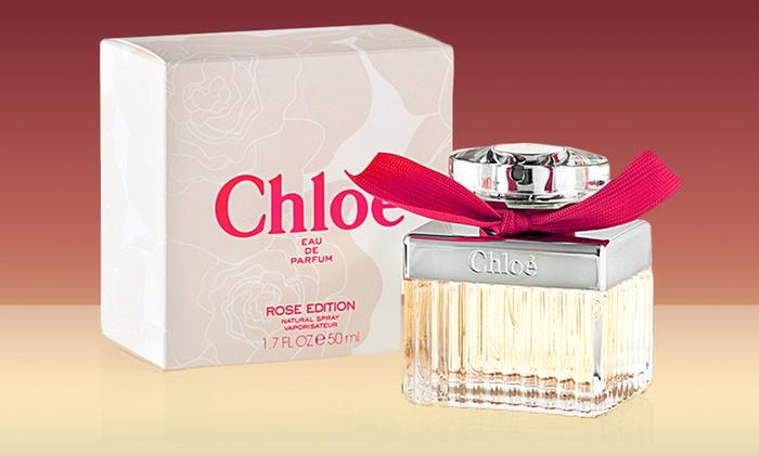 Chloé Rose Edition Eau De Parfum Groupon