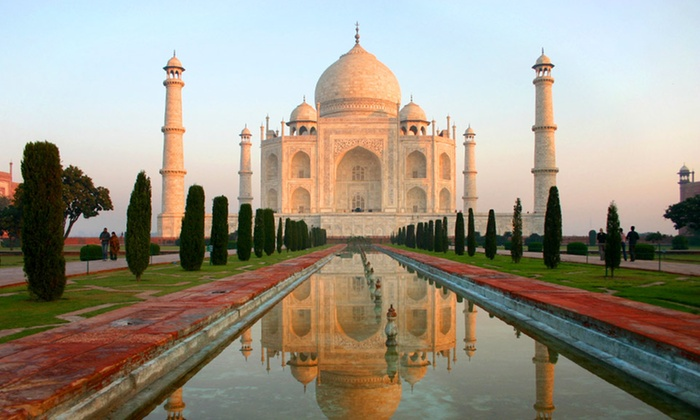 dubai and india vacation with airfare taj mahal visit in. Black Bedroom Furniture Sets. Home Design Ideas