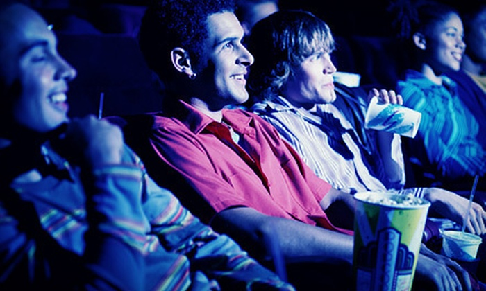 Tampa Pitcher Show - Carrollwood: $6 for a Movie Night with Popcorn at the Tampa Pitcher Show (Up to $12.85 Value)