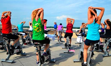 10 or 20 Fitness Classes at Santé Fitness & Wellness at the Chase Park Plaza (Up to 70% Off)