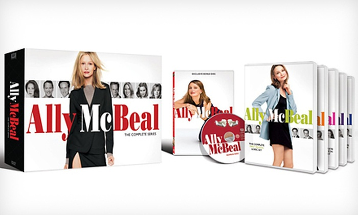 79 For Quot Ally Mcbeal Quot The Complete Series Groupon