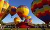 Complete ballonvaart