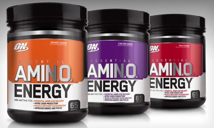 31 99 For Optimum Nutrition Amino Acid Mix Groupon