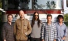 The Tragically Hip - Rogers Arena: The Tragically Hip at Pepsi Live at Rogers Arena on Friday, February 6, at 8 p.m. (Up to 40% Off)