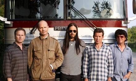 The Tragically Hip at Rexall Place on February 12 at 8 p.m. (Up to 40% Off)