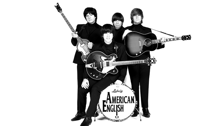 American English (Beatles Tribute) - Mojoes: American English (Beatles Tribute) with One Drink at Mojoes on Friday, December 19, at 9 p.m. (Up to 53% Off)