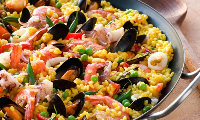 Buleria Restaurant & Bar - Hollywood: Spanish Dinner at Buleria Restaurant & Bar (Up to 52% Off). Three Options Available.