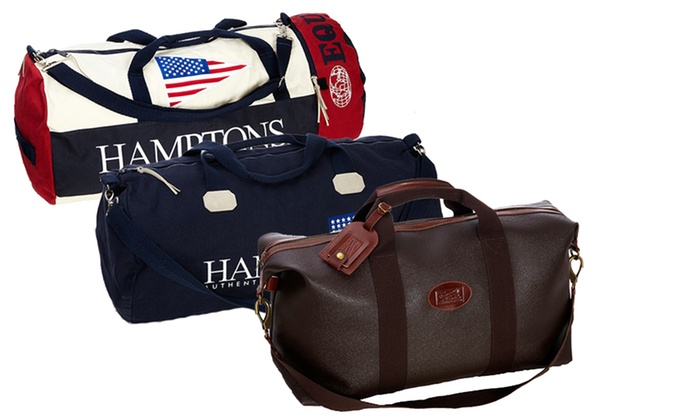 Hamptons Company Bags | Groupon Goods