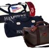 Hamptons Company Duffel and Weekender Bags