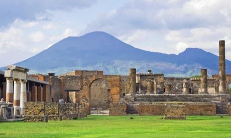 Visita guidata agli scavi di Pompei e ingresso al museo 3D per 2 persone