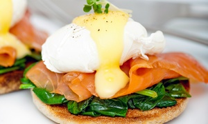 $25 For $40 Worth Of Brunch At First Crush