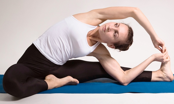 Tri State Athletic Club - Evansville: $59 for 10 Hot-Yoga Classes at Tri-State Athletic Club ($150 Value)