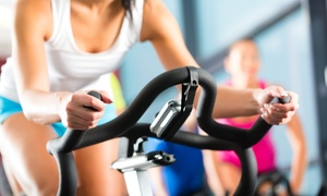 SpinWorksRI.com: One Month of Unlimited Fitness Classes, or 10 Drop-In Classes from SpinWorksRI.com (Up to 60% Off)