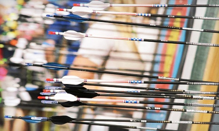 Easton Newberry Sports Complex - Newberry: $30 for a Two-Hour Introductory Archery Class for Two with Rental Gear at Easton Newberry Sports Complex ($60 Value)