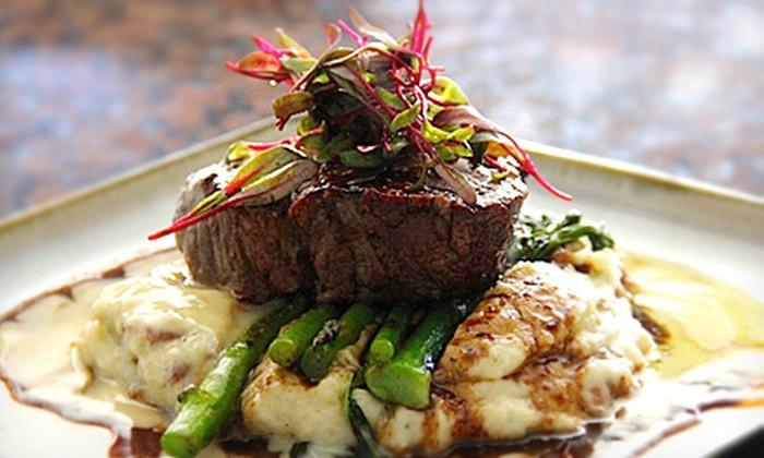 The Australian Grill - Carlsbad: Weekend or Weekday Dinner or Weekday Lunch at The Australian Grill (Half Off)