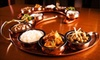 Junoon Restaurant - Midtown South Central: $52 for an Indian Thali Platter Lunch with Wine or Lassi for Two at Junoon, a Michelin Star Restaurant (Up to $86 Value)
