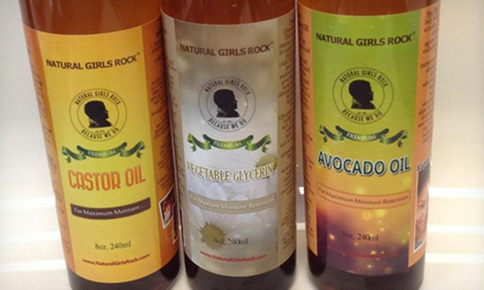 Natural Girls Rock - The Highlands At Park Bridge: $10 for $20 Worth of Natural Hair Products and Accessories from Natural Girls Rock