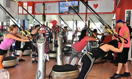 Power Plate Cross Training or Fitness Classes at Streamline Vibrations Power Plate (Up to 78% Off)