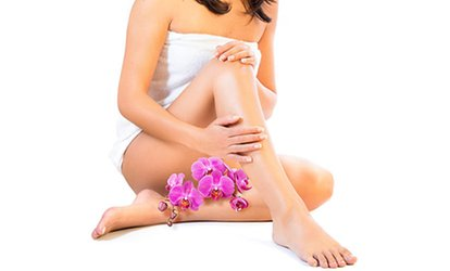 Half Leg ($18), Brazilian ($28), or Bikini Line and Half Leg Wax ($28) at Sunset Hair and Spa (Up to $65 Value)