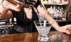 Fine Art Bartending School - River - Osborne: Four-Hour Introduction to Bartending Course for One or Two at Fine Art Bartending School (Up to 62% Off)