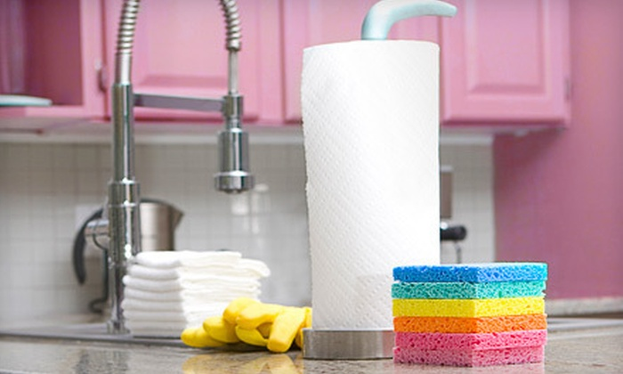 Inside Out Cleaning Service - Baton Rouge: One Three-Hour Housecleaning Session from Inside Out Cleaning Service ($140 Value)