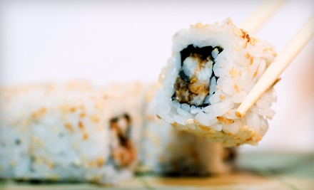 $20 Groupon for Dinner for 2 (a $20 value) - Kabuto Japanese House of Steaks and Sushi in Midlothian