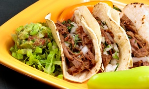 Beto's Mexican Restaurant: $14 for Mexican Cuisine at Beto's Mexican Restaurant ($20 Value)