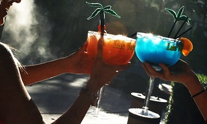 Kahunaville Island Restaurant: Tropical Cocktails or Cuisine at Kahunaville Island Restaurant (Up to 49% Off)