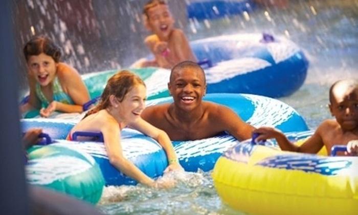 CoCo Key Water Resort - Waterbury, CT: Two Weekday Visits or One Year of Unlimited Visits at CoCo Key Water Resort (Half Off)