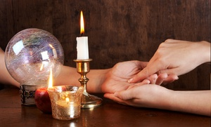 White Marsh Psychic: One Tarot Card, Palm, or Psychic Energy Reading from White Marsh Psychic (Up to 75% Off)