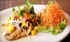 Thai Deelish - Ashburn Farm: Thai Food or Catering at ThaiDeelish Restaurant (Up to 55% Off). Two Options Available.
