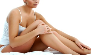 Ultimate Vein Care: Six Laser Hair-Removal Treatments for a Small, Medium, or Large Area at Ultimate Vein Care (Up to 84% Off)