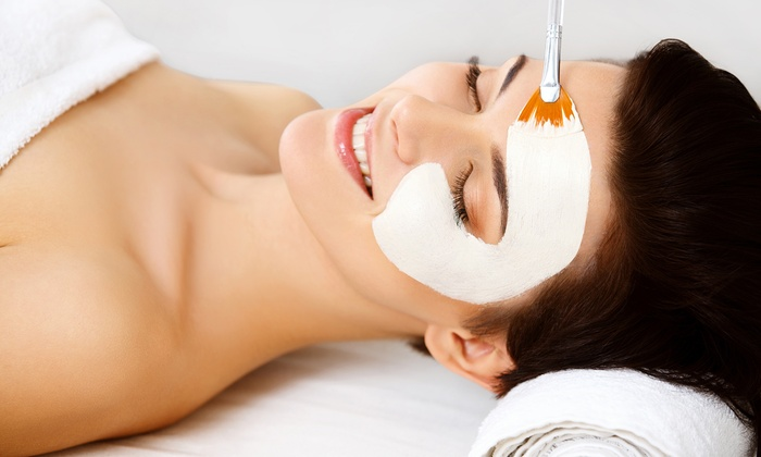 Emulsion Skin & Body Care-Karlee Harris - Located inside Phenix Salon Suites: Chemical Peels or Choice of Facial from Karlee Harris at Emulsion Skin & Body Care (Up to 60% Off)