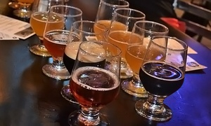Uncorked Tours: Four-Hour Chauffeured Brewery Tour for One or Two from Uncorked Tours (Up to 61% Off)