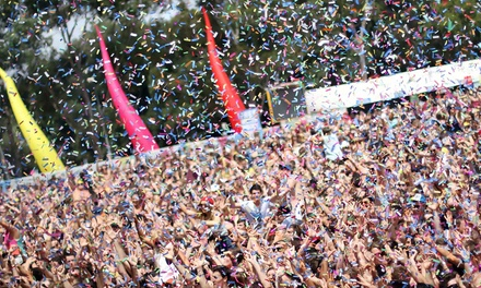 One or Two Entries to the Confetti Run 5K on Saturday, April 4 (Up to 59% Off)