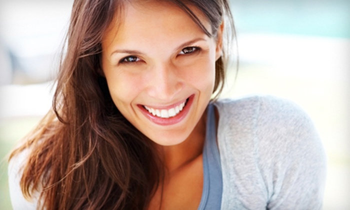 DentVance Dental Care - Houston: Dental Exam, X-rays, and Cleaning with Optional Take-Home Teeth-Whitening Kit at DentVance Dental Care (Up to 82% Off)