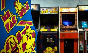 Game Cafe: $10 for One Month of Unlimited Arcade Play at Game Cafe ($20 Value)