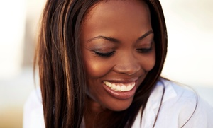Brina's on 3rd Salon: Haircut with Shampoo and Style or Relaxer Treatment at Brina's on 3rd Salon (Up to 51% Off)
