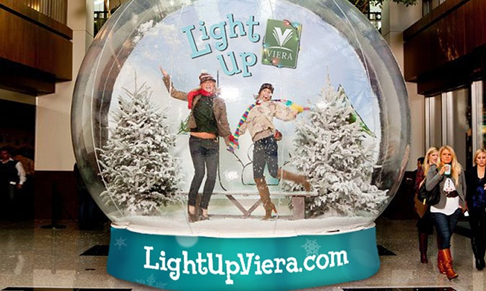 Light Up Viera - Calvary Chapel: Light Up Viera Weekday Holiday Festival Visit for Two or Four (Up to 37% Off)