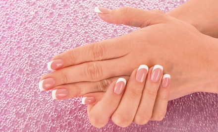 One or Three Gel Manicures and Regular Pedicures at Village Nails & Spa (42% Off)