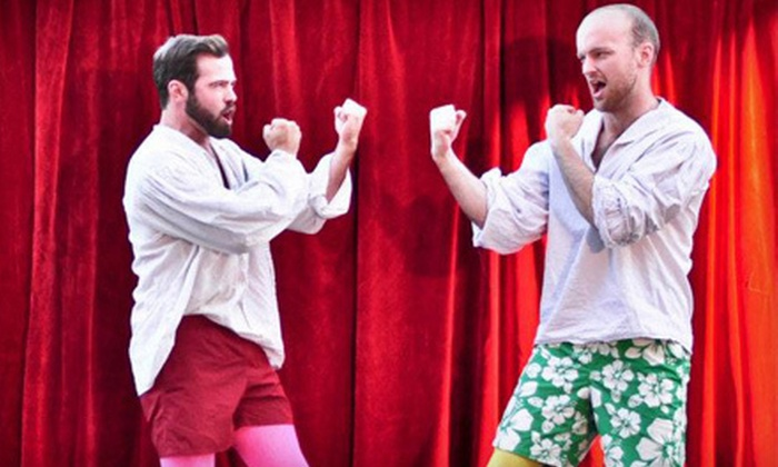 """""""ShakesBeer"""" - Artscape Wychwood Barns: $54 for """"The Complete Works of William Shakespeare (Abridged)"""" for Two with Beer at Artscape Wychwood Barns ($108 Value)"""