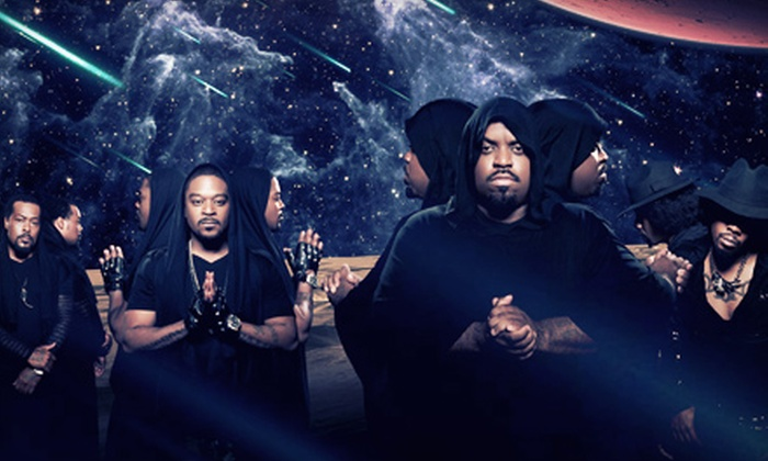 Goodie Mob: CeeLo Green, Big Gipp, Khujo, & T-Mo - Park City Live: Goodie Mob: CeeLo Green, Big Gipp, Khujo & T-Mo on Saturday, August 31, at 8 p.m. at Park City Live (Up to 46% Off)