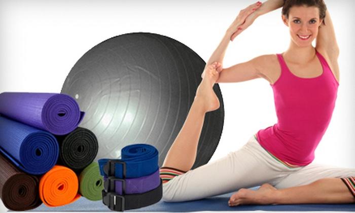 YogaAccessories.com: Designer Yoga Apparel, Equipment, and Accessories from YogaAccessories.com (Up to 56% Off)