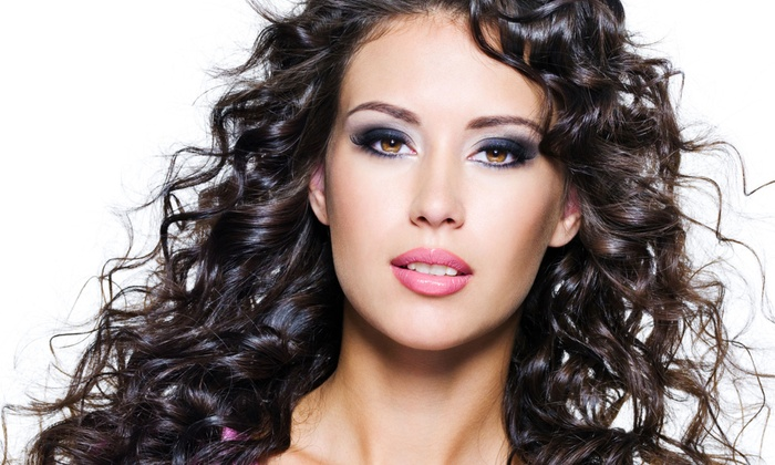 Beauty Company of Chicago - Woodridge: Haircut, Style, and Blow-Dry with Optional Partial or Full Highlights at Beauty Company of Chicago (Up to 62% Off)