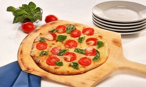 Brixx Wood Fired Pizza: Pizza, Sandwiches, and Pasta at Brixx Wood Fired Pizza (Up to 47% Off). Two Options Available.