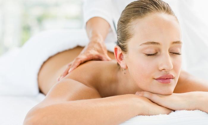 Elements Massage  - Wheaton: $129 for Three 60-Minute Custom Massages at Elements Massage ($267 Value)